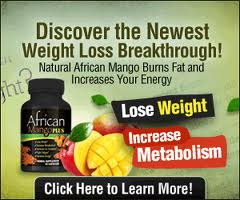 African Mango Plus Fat Burner Pills