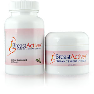 Breast Actives Natural Breast Augmentation Products