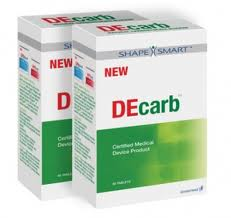 DeCarb Carb Blocker Pills