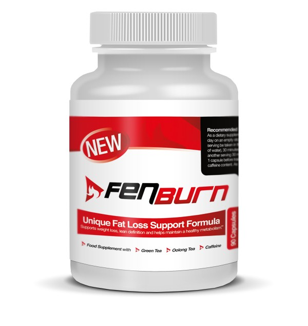 FenBurn Fat Burner Pills