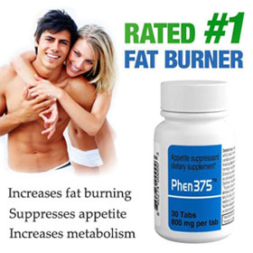 Phen375 Fat Burner Pills Review