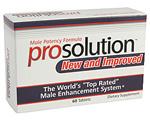 Prosolution Male Enhancement Pills