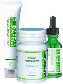 Purafem Natural Breast Enlargement Product