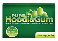 Pure Hoodia Gum Appetite Suppressant Pills