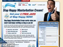 Slap Happy Masturbation Cream Review