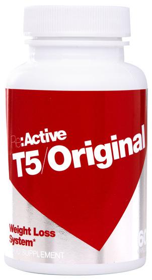 Re:T5 Original Appetite Suppressant Pills