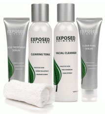 Exposed Skin Care Acne Treatment Remedy Review