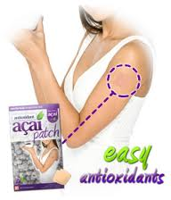 AcaiBerry Slimming Diet Patches