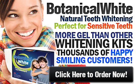 BotanicalWhite Teeth Whitening Kits Review