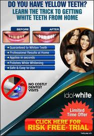 IdolWhite Teeth Whitening Kits Review