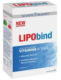 LIPObind Fat Binder Pills