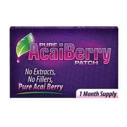 Pure AcaiBerry Slimming Diet Patches