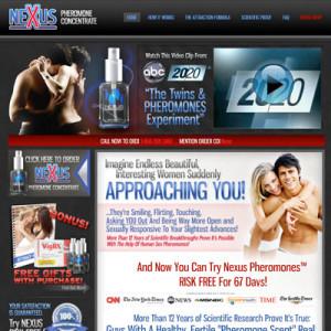 nexus pheromones perfume
