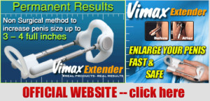 how to use vimax penis extender