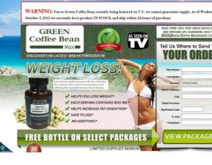 Green Coffee Bean Max Reviews