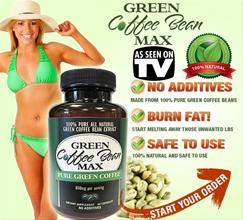 Green Coffee Bean Max Supplement