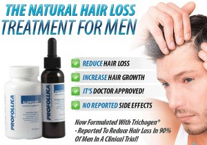 Profollica Hair Loss Treatment Review Regaining Your Hair